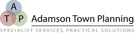 Adamson Town Planning Blog